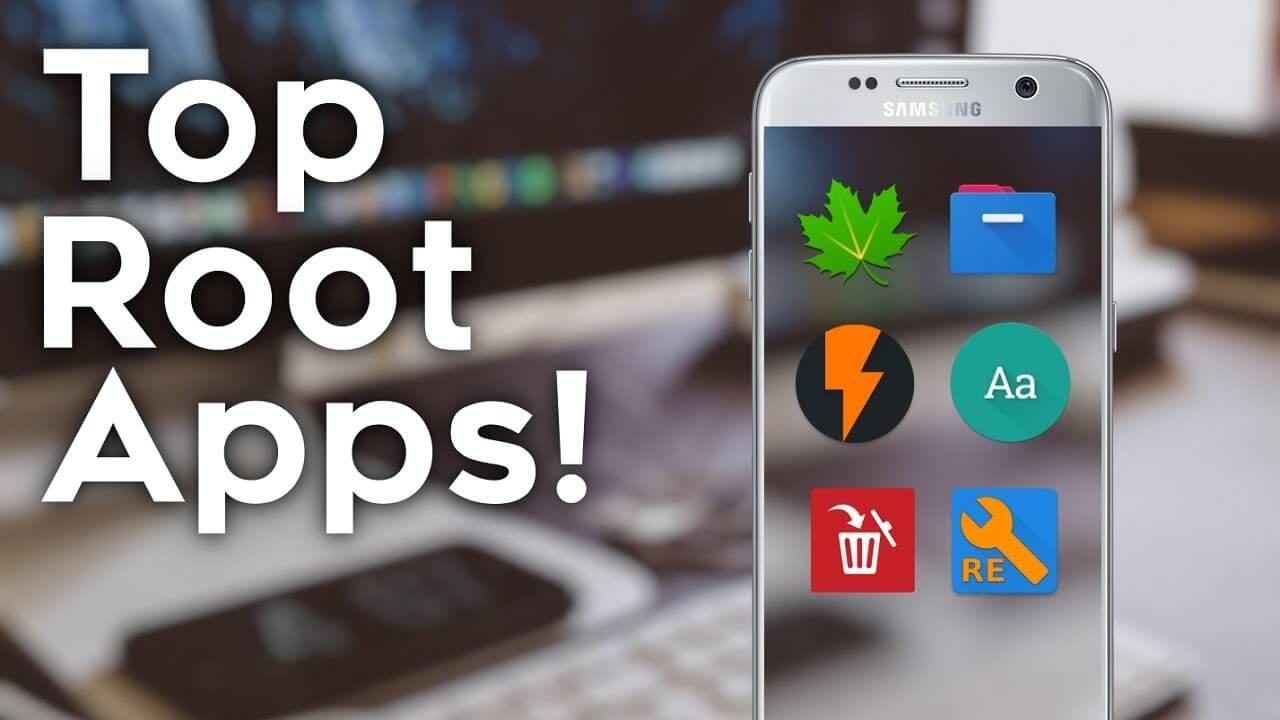 Top Root Apps